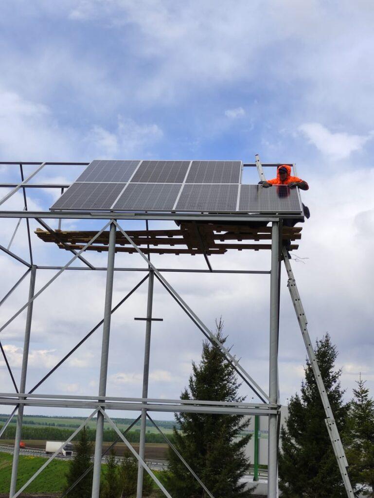 солнечная электростанция прокопьевский район